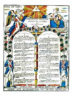 Декларация прав человека и гражданина г