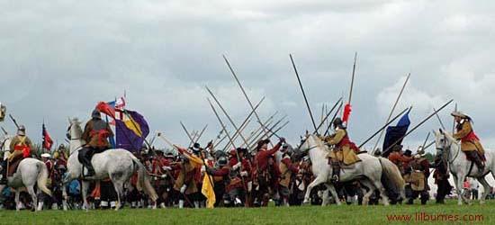Гражданская война и английская